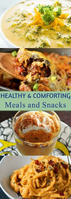 Comforting Recipes That Make It Easy To Eat Healthy