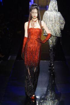 jean paul gaultier gowns 2014 | Jean Paul Gaultier Couture Fall 2014 | Fopii.com