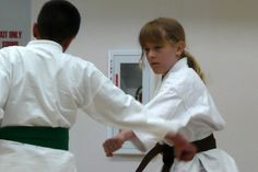 Karate test - kumite      right here at Fredericksburg Martial Arts School http://www.shaolinkungfucenter.com