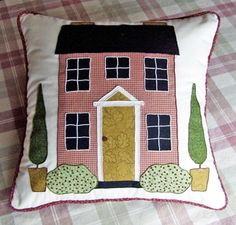 Applique House