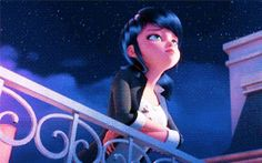 Can you picture Adrien sitting and jumping like that though? Messes me up