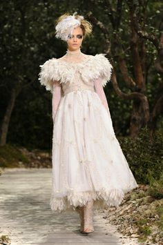 #Chanel Spring/Summer 2013 Haute Couture Collection