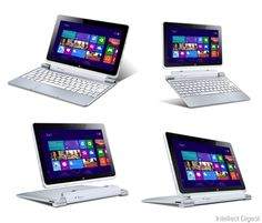 Acer Iconica W510 Windows 8 Hybrid Tablet-PC Most Affordable In Hybrid Segment
