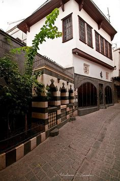 An old house in Damascus