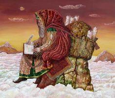 Il mondo di Mary Antony: Il surrealismo di Boris Balahontsev