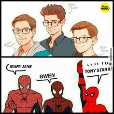 I still belive Andrew Garfield is the best Spider-MAn