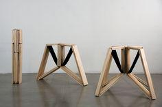 Spin stool by Daphne Zuilhof