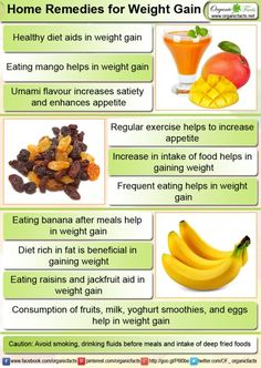 Home remedies for weight gain include exercise, healthy diet with more carbohydrates and fat content, eating frequently. Also, addition of nuts and dried food helps in healthy weight gain. - My WordPress Website Ways To Gain Weight, Weight Gain Journey, Gain Weight Fast, Weight Gain Meals, Healthy Weight Gain, Weight Gain Meal Plan, Weight Watchers Meals, Weight Loss, Lose Weight