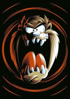 Looney Tunes Characters, Classic Cartoon Characters, Looney Tunes Cartoons, Classic Cartoons, Cartoon Character Tattoos, Dope Cartoon Art, Dope Cartoons, Cartoon Drawings, Looney Tunes Wallpaper