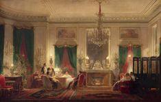 """""""Salon de la princesse Mathilde, rue de Courcelles (epoque Napoléon 3)"""""""