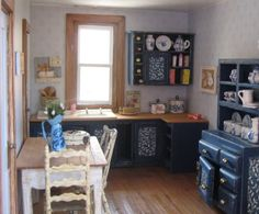 …a lovely mini country kitchen!!