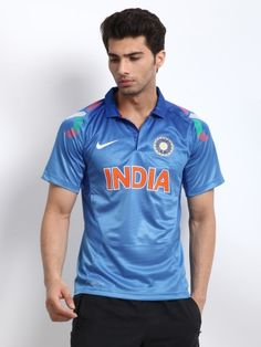 Nike India Cricket AUTHENTIC Jersey