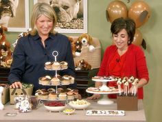 Darcy Miller shares decoration, favor, and activity ideas for a puppy-themed children's birthday party.