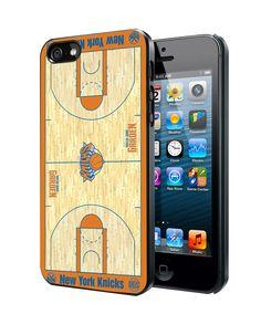 Knicks Wood Basketball Court Logo Nba Samsung Galaxy S3 S4 S5 S6 S6 Edge (Mini) Note 2 4 , LG G2 G3, HTC One X S M7 M8 M9 ,Sony Experia Z1 Z2 Case