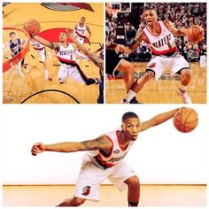 #PortlandTrailblazers @damianlillard has the most #Insane change of #Direction #Dribble in the #NBA … #Pure #Unstoppable #Scoring #Machine … follow @thareall2b #L2B #Tag Who You Think Is Better Than #DamianLillard #Love2Ball #L2BEliteSquad #L2BElite #PG #GameTime #NBAonTNT