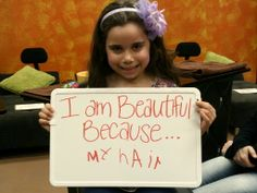 I am Beautiful Because...