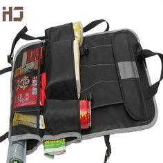 Auto Back Car Seat Organizer Holder Multi Pocket Travel Storage Hanging Bag Diaper Baby