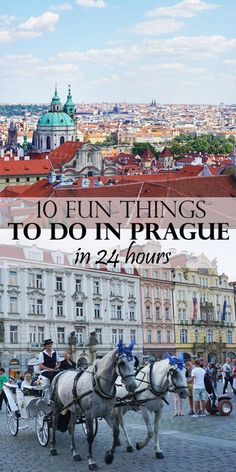 10 best things to do in Prague in a day