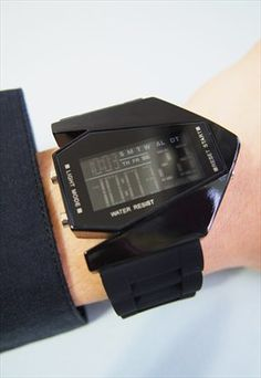 Stylish Digital Watch WA024