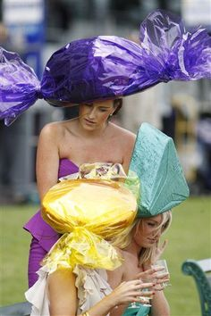 Royal Ascot: Too much candy for one day!