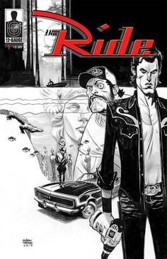 My second Ride Cover by Andrew-Robinson.deviantart.com on @deviantART