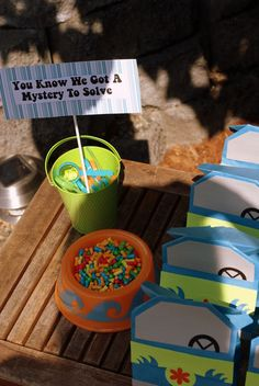 """Photo 33 of 66: Scooby Doo / Birthday """"Jinkies! A 5th Birthday!"""" 