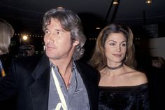 Cindy Crawford: Richard Gere Is Like 'A Stranger' To Me