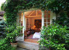 """Chambres d'hôtes """"L'Orangerie"""" à Castetis"""