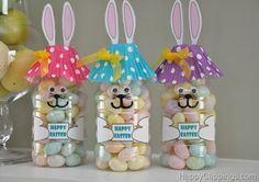 Love these -- Easter Bunny Bottle