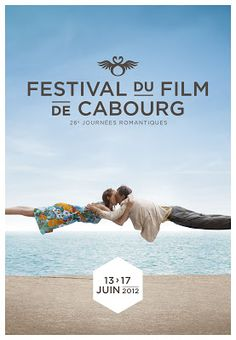 Cabourg Film Festival 2012  official poster