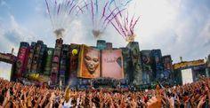 Disfruta de las mejores presentaciones en el festival Tomorrowland