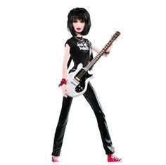 Ladies of the Eighties Barbie Dolls