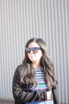 709cc5f36821 From  bananamoda  s blog  Celine  sunglasses.  fashion  blogger http