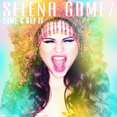 selena gomez album covers come and get it - Google Search