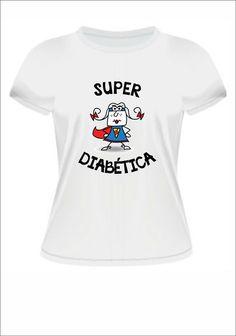Baby Look Super Diabética