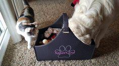 Catch all Bin as a toy basket www.mythirtyone.com/apeterson86