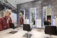 A LUXURIOUS SALON EXPERIENCELet your hair speak volumes with a cut and style that makes a statement. Visit our hair salon in Greenwich CT today! Perfect Image, Perfect Photo, Love Photos, Cool Pictures, Best Hair Salon, Salon Services, Luxury Hair, Signature Look, Hair Studio