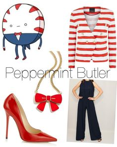 Cosplay Makeover Monday Adventure Time Edition - Peppermint Butler