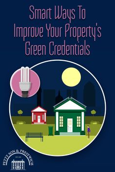 You don't need to up sticks and move to a custom-built eco house in order to live a little greener, there are ways to make your existing property more environmentally sound, too. In this post, we look at some smart ways to improve your home's green credentials...and some are surprisingly easy to achieve. #environment #eco #green #sustainability Real Estate Staging, Us Real Estate, Selling Real Estate, Real Estate Investing, Cavity Wall Insulation, Floor Insulation, Property Development, Real Estate Development, Property Investor