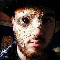 #steampunk #creepymask #mask #ItalianSteamer