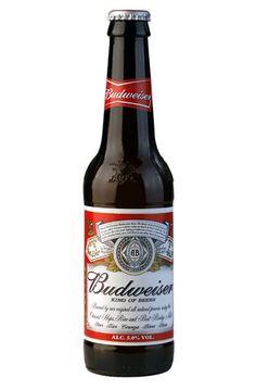 Budweiser desde $1.36 (1,05€)