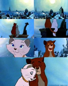 The Aristocats - I so <3 this movie!