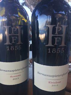 Hermanuspietersfontein has created a wine family. Kleinboet, Skoonma and Die Martha are just three of the wine characters. #hermanuswineroute #hermanus