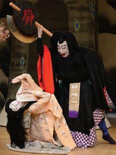 Gracias a la colaboración entre Iberia y Japonismo, sorteamos 7 entradas dobles para ver auténtico teatro kabuki en Madrid.