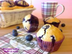 BLUEBERRY+MUFFINS+-+I+MUFFIN+AI+MIRTILLI