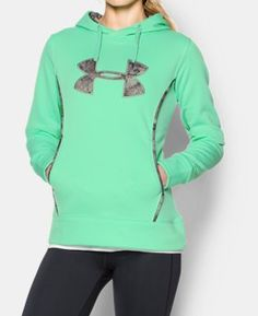 Under Armour Women's UA Storm Caliber Hoodie Under Armour Hunting Gear, Camo Boots, Under Armour Sweatshirts, Camo Outfits, Hunting Shirts, New Fashion Trends, Athletic Wear, Sweater Weather, Sweater Hoodie