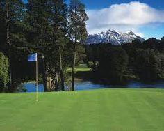 Golf en Llao Llao
