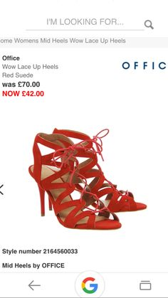 aac622d1af8349 Love my bargain red shoes for my husbands (and my) christmas works party  tomorrow night