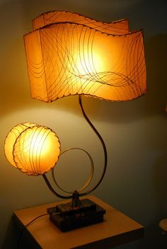 Majestic lamp. A variation with a two tired top shade. I've only seen this one other time.