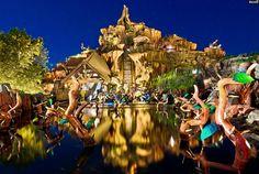 Splash Mountain, Walt Disney World